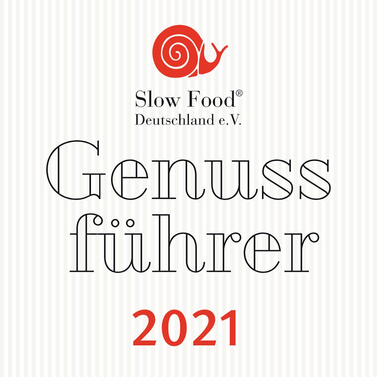 Genussführer Logo 2021