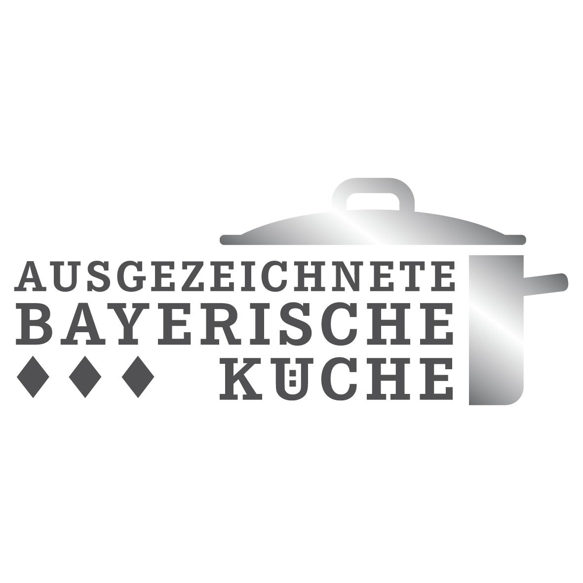 Logo ausgezeichnete Bayerische Küche